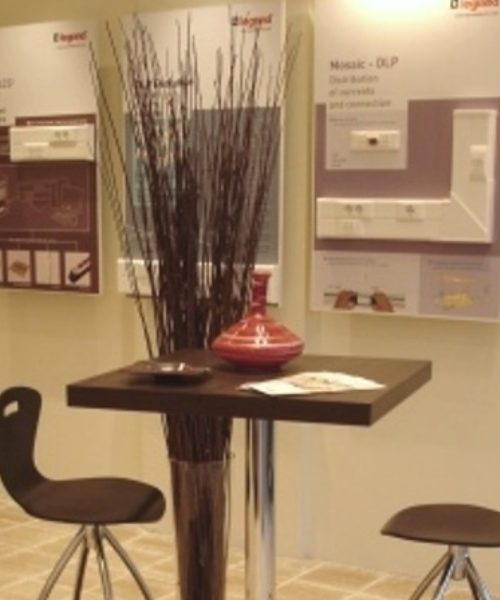 Alsuhaili Legrand Showroom