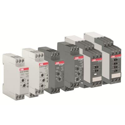 Block contractors timer relay