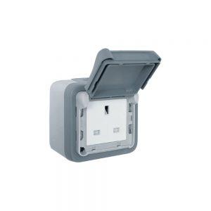 Socket outlet Plexo